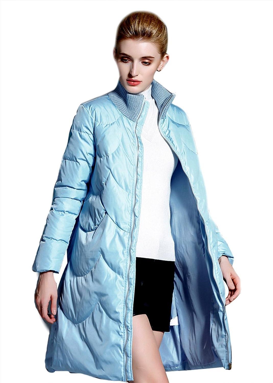 Tortor 1Bacha Women Ladies Fashion Winter Long Down Puffer Coat Jacket