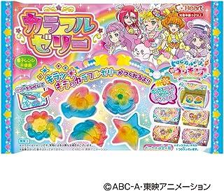 ハート(Heart) トロピカル〜ジュ!プリキュアカラフルゼリー 8個入 食玩・手作り菓子 (トロピカル〜ジュ!プリキュア)