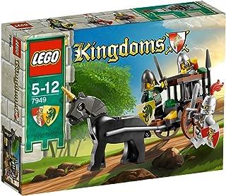 レゴ (LEGO) キングダム ドラゴン・ナイト団の馬車 7949