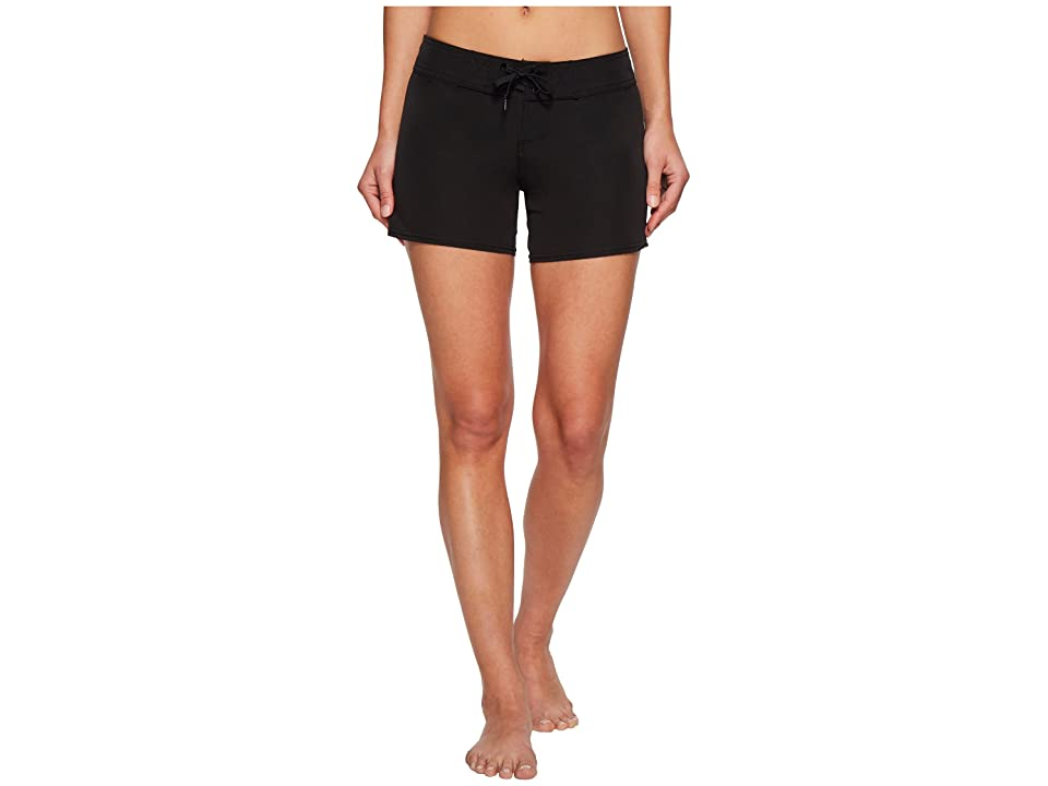 Billabong Sol Searcher 5 Boardshorts (Black Pebble) Women