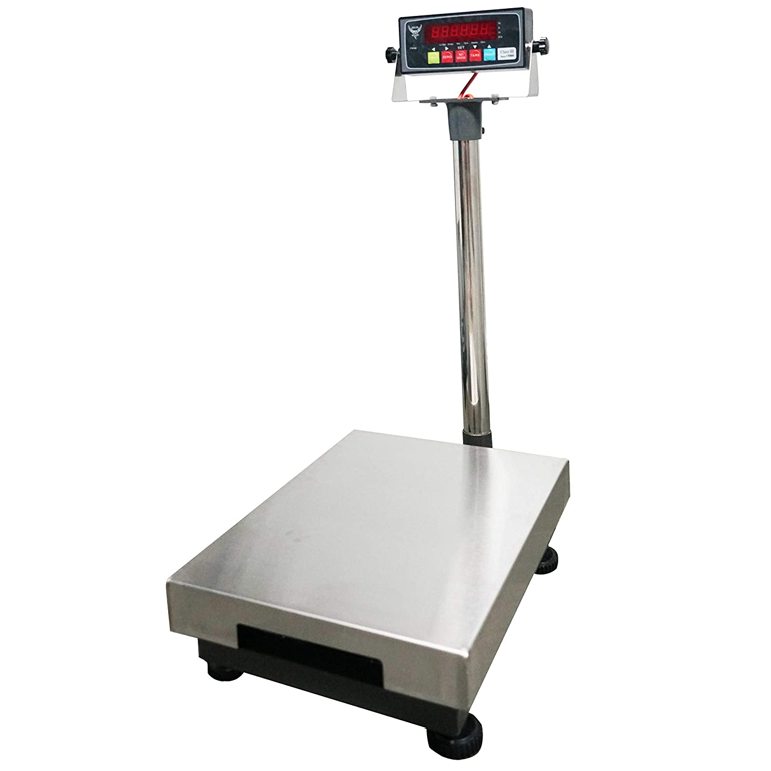 PEC Scales Stainless Steel Bench Weigh Jacksonville Mall Scale Digital Commercial New product type