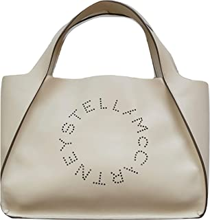 75be5043cd Stella McCartney , Sac pour femme à porter à l'épaule Blanc Burro Large