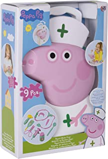 Tavitoys Peppa Pig maletín enfermera 26x17cm, multicolor (