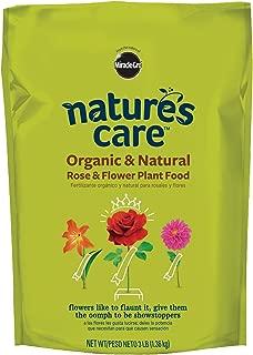 Best miracle gro flower food ingredients Reviews