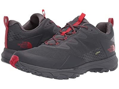 The North Face Ultra Fastpack III GTX(r) (Blackened Pearl/TNF Red) Men