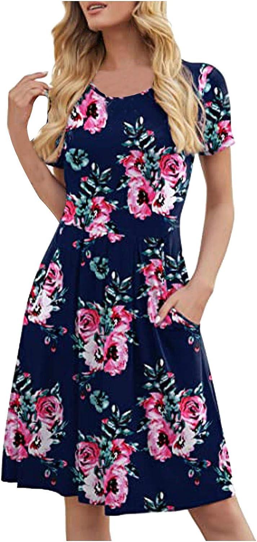 xoxing Women Casual Dress Beach Style Sexy Bohemian Maxi Skirt Halter Holiday Camisole Seaside Suspender Summer (I)