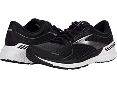 Brooks Adrenaline GTS 21 (Black Pearl/White) Men