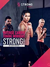 STRONG by Zumba Intense Cardio and Toning 20 min Workout featuring Michelle Lewin