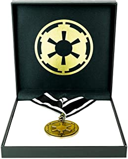 Star Wars: The Mandalorian Cog Medal, SWMANISPNK01