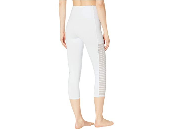 Alo High-waisted Prism Capris - Women Clothing