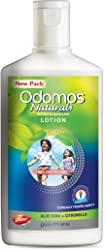 Dabur Odomos Naturals Mosquito Repellent Lotion - 120ml