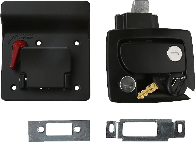 RV Designer T500 Black Travel Max 73% OFF Lock Over item handling ☆ Trailer