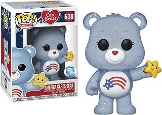 Funko POP! Animation: Care Bears - America Cares Bear (Exclusive)