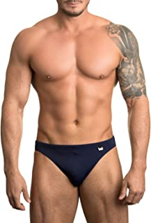 Hom Men's Splash Swim Micro Briefs Trunks
