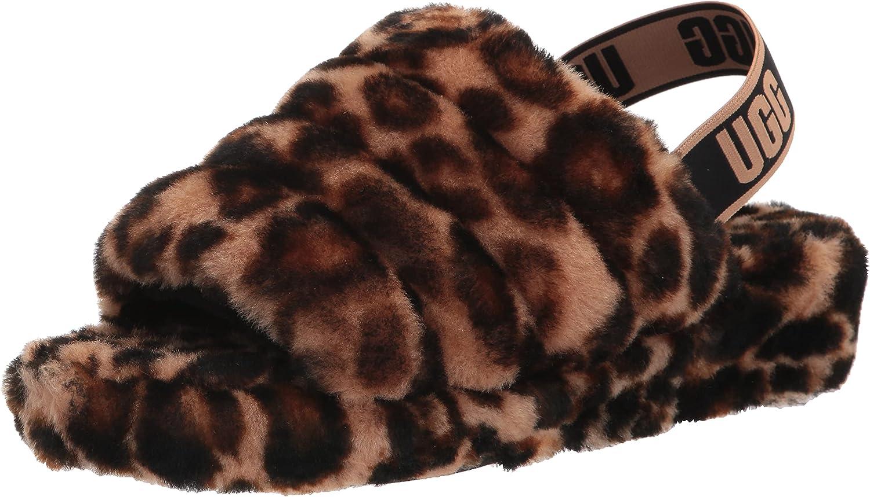 Some reservation UGG Women's Fluff Yeah Slipper Zebra Slide Sale SALE% OFF