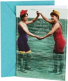 Hallmark Shoebox Birthday Card for Friend (Vintage Women)