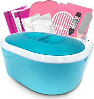 Paraffin Wax Machine - Paraffin Bath for Smooth and Soft Skin - Quick Heating 2500ml Large Capacity Paraffin Wax Warmer fo...