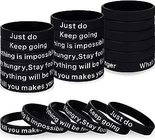 Best inspirational sayings on bracelets Reviews
