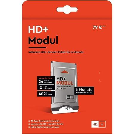 Hd Plus Ci Modul Für 6 Monate Inkl Hd Karte Geeignet Für Hd Und Uhd Nur Für Satellitenempfang Heimkino Tv Video