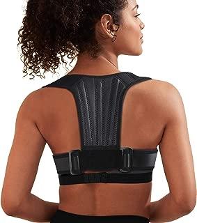 Back Straightener Posture Corrector for Women and Men Upper Back Posture Brace for Men Women Clavicle Support Back Posture Support Brace for Neck Shoulder Back Pain Relief (Universal) 2019 New