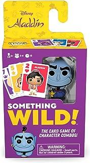Funko Something Wild! Disney Aladdin - Genie Card Game - Christmas Stocking Stuffer