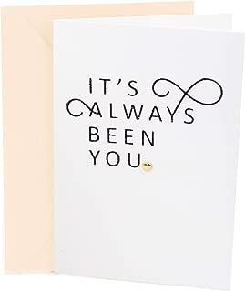 Hallmark Signature Anniversary Card (Always Been You)