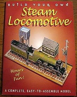 Steam locomotive (Build Your Own)