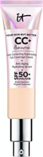 IT Cosmetics Your Skin But Better CC+ Cream Illumination, Light Medium (C) - Color Correcting...