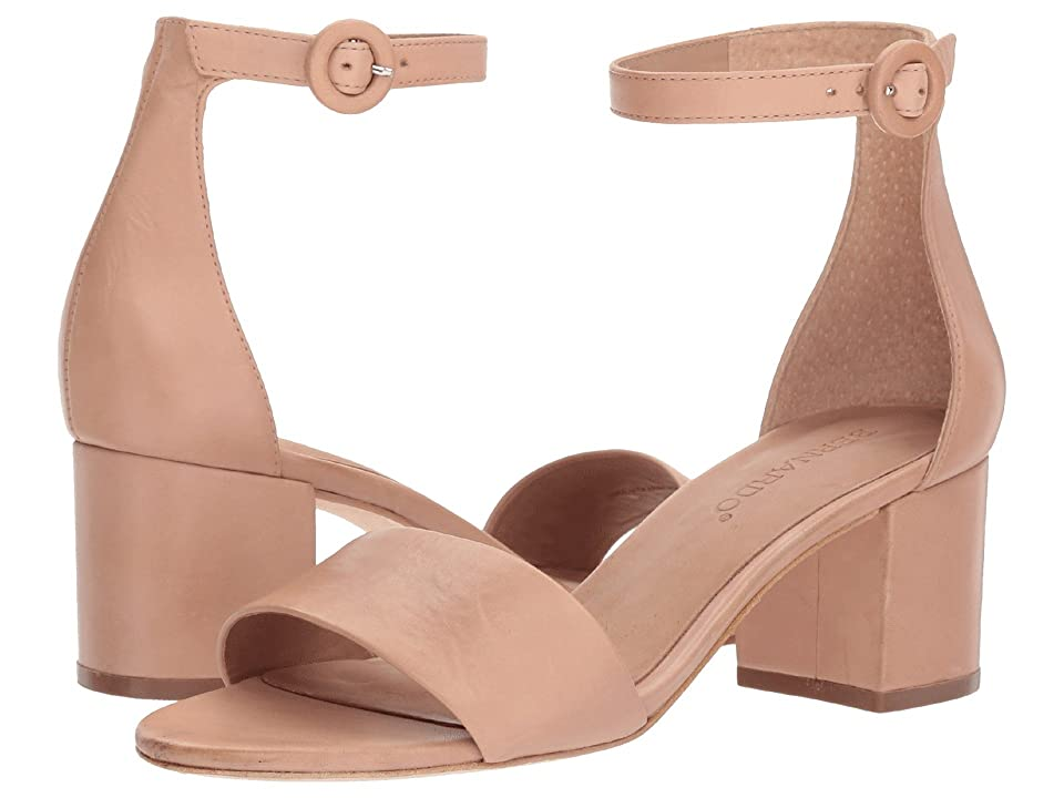 Image of Bernardo Belinda (Blush Nappa Calf) Women's Shoes