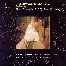 Danzi, F.: Clarinet Sonata in B-Flat Major / Mendelssohn, Felix: Clarinet Sonata in E-Flat Major (The Romantic Clarinet)