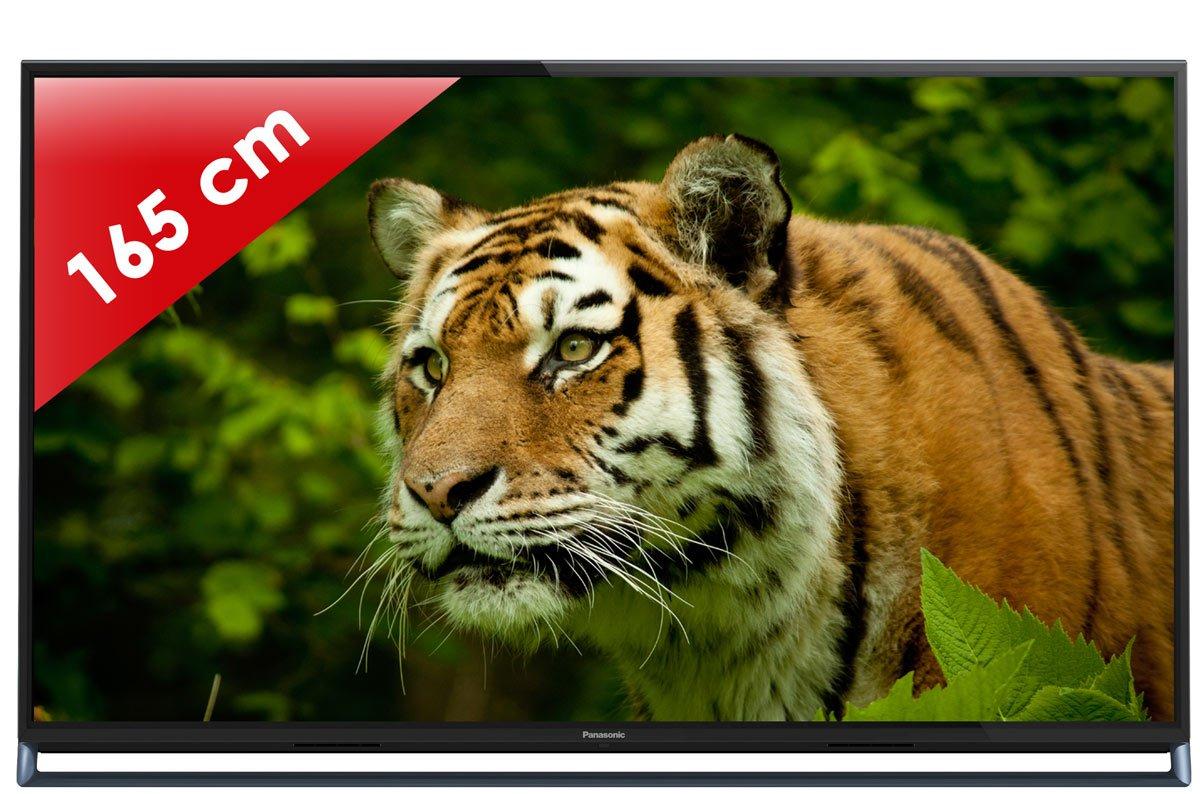 Panasonic TX-65AX800E - TV Led 65 Tx-65Ax800E 4K 3D, Dlna, Wi-Fi Y Smart TV: Amazon.es: Electrónica