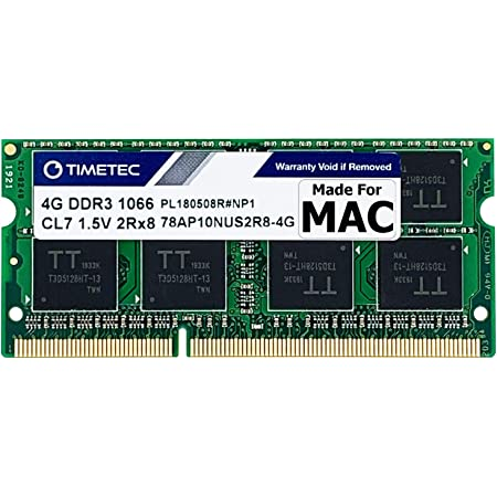 2GB DDR3-1066 RAM Memory Upgrade for The Acer TravelMate TM5742-384G32Mnss PC3-8500