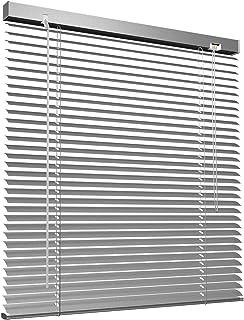 comprar comparacion Victoria M - Persiana de aluminio, 150 x 175 cm, Plata