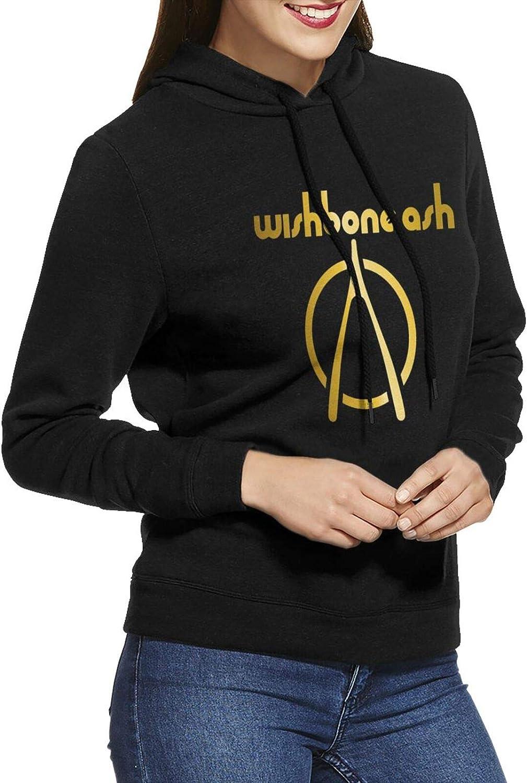 Women's Hoodie OFFicial mail order Wishbone Ash Leisure Warm Shirt Pull Atlanta Mall Sweat
