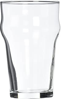 British Half Pint Beer Glass - 10 oz - Set of 12