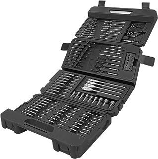 BLACK+DECKER 71-91291 129-Piece Complete Home Essentials Kit,Black & Decker