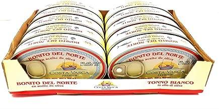 Bonito del Norte en Aceite de Oliva COSTA VASCA - 112g - [10 unidades]