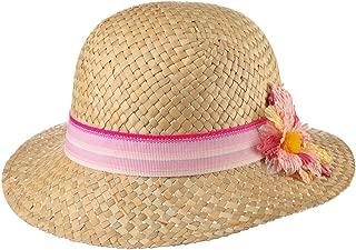 di Paglia da Bambino Sole Primavera//Estate Lipodo Cappello Estivo Girls Coloured Bambini