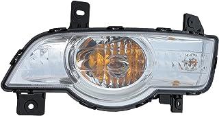 Dorman 1631403 Front Driver Side Turn Signal/Parking Light Assembly for Select Chevrolet Models