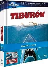 Tiburon - Edición Libro [Blu-ray] 10 mejores peliculas que tienes que ver