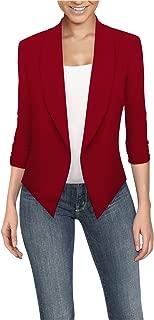 Best red velvet dress jacket Reviews