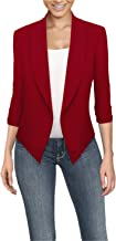 Best red casual blazer womens Reviews