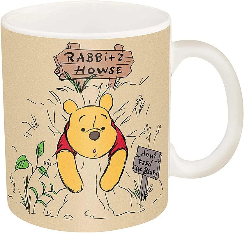 Disney Winnie The Pooh From Disney Coffee Mug