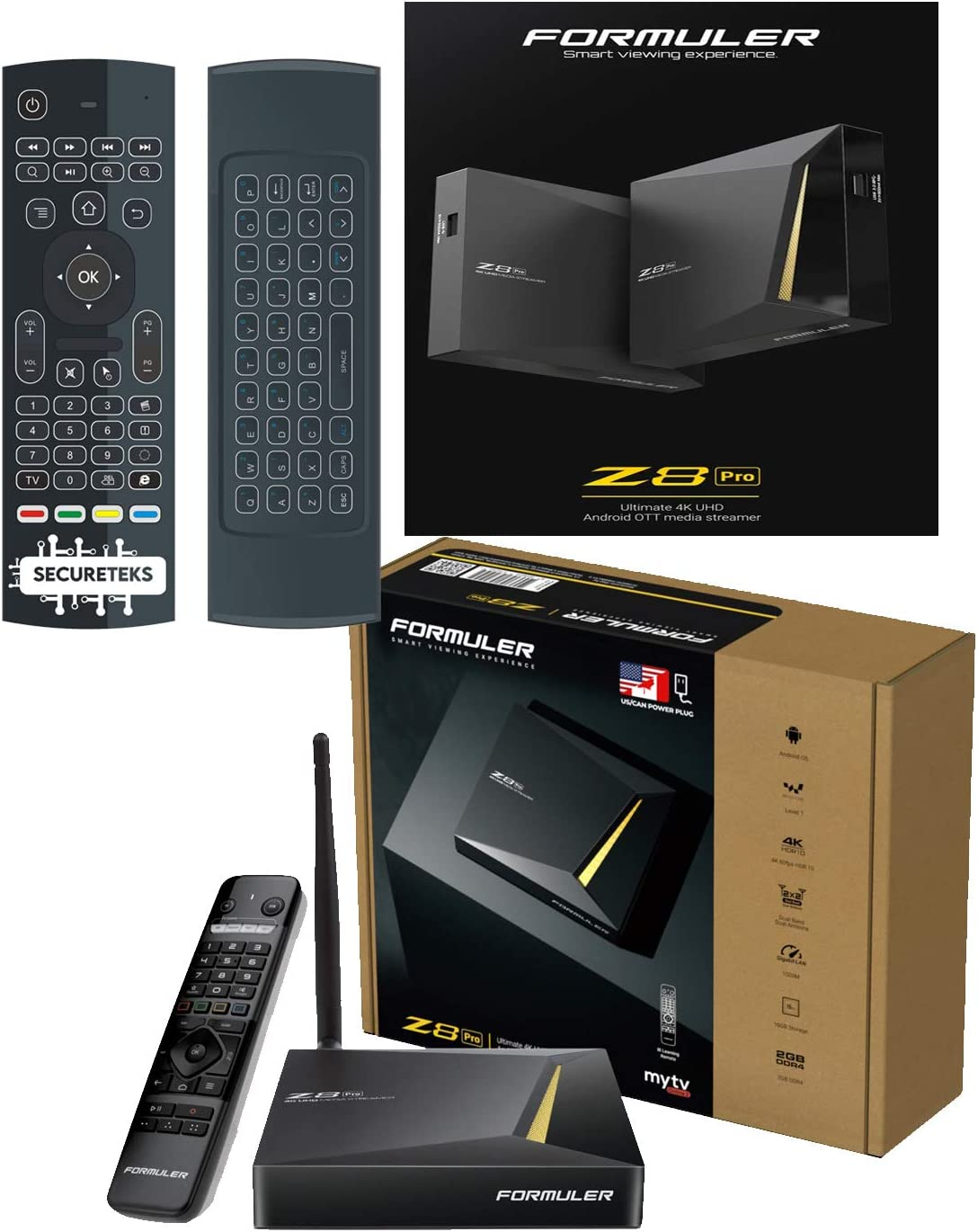 New Max 83% OFF Advance Z8 Pro 2021 Box Learning Remote-Ultimate We OFFer at cheap prices 4K IR with