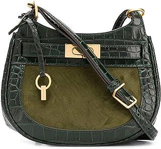 حقيبة توري بورش لي رادزيويل صغيرة بحزام جلدي عميق