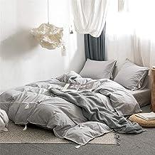 Boheemse dekbedovertrek met hanger 100% katoenen beddengoed