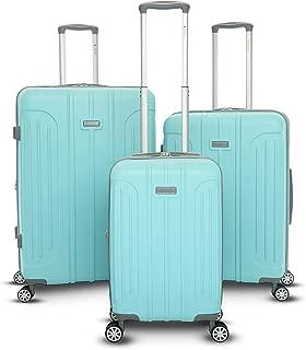 tiffany blue suitcase