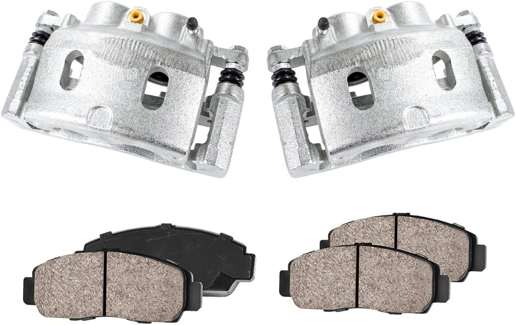 Max 50% OFF Callahan CCK11596 Brand Cheap Sale Venue 2 FRONT Premium Caliper Assembly OE S Loaded