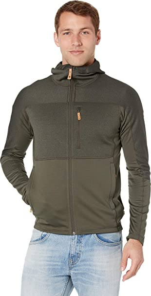 FJÄLLRÄVEN Abisko Trail Fleece Black 82257550// Lifestyle Men/'s Clothing Jackets