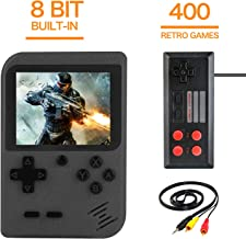 Handheld Games Console, Retro Video Games Consoles 400 Classic Games Good Gifts for Kids and Adult